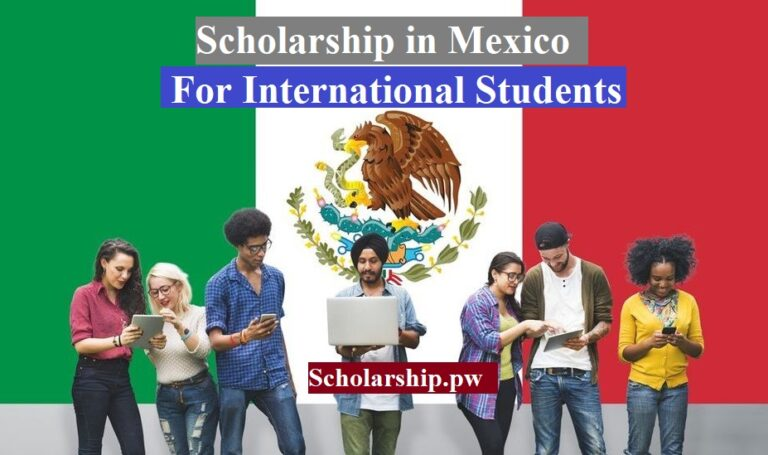 Scholarship in Mexico For International Students
