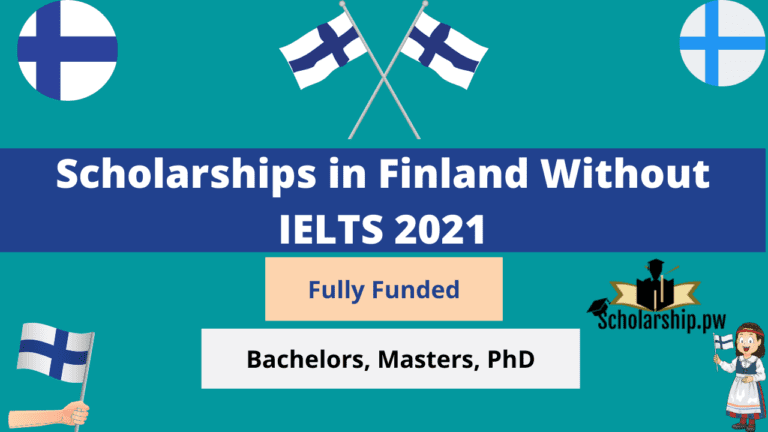 Scholarships in Finland Without IELTS