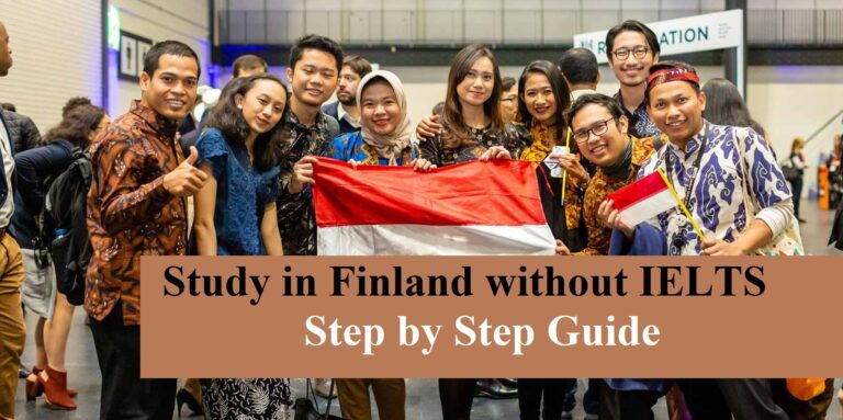 Study in Indonesia For Free