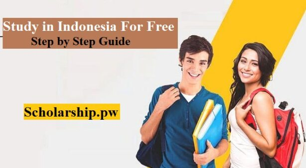 Study in Indonesia For Free-Step by Step Guide